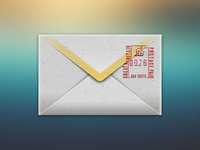 Mail Icon 003
