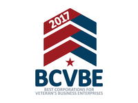 Best Corporations for Veteran's Business Enterprises Logo