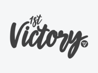 First Victory Script Graphic