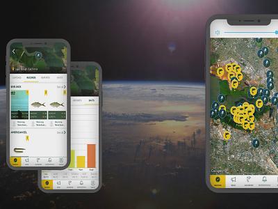 FISHMASTER ui design mobile ui mobile app design mobile design mobile app mobile
