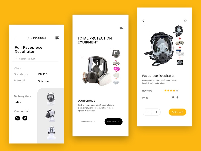 Mobile application minimalist ecommerce app ecommerce clean ios mobile app ux flat minimal ui clean design