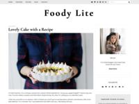 Foody Lite - Free WordPress Theme