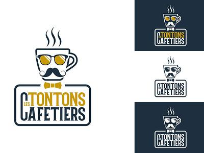 Logo Les Tontons Cafetier bars logo