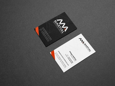 Martial Architect logo architect