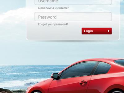 peek 1 - login login web design cars