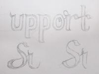 Support Studios - Sketch