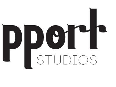 Support Studios - Vector vector lettering custom ligatures