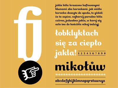 type jakelka yellow design letters numbers number letter lettering custom type type typeface typography