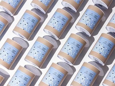 OpenAir packaging identity pattern print design logo blue branding packaging design package design packaging package