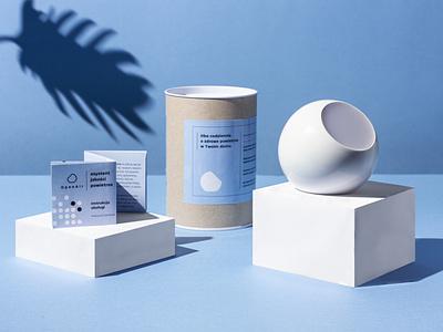 OpenAir branding&packaging pattern print logo blue vector package typography identity branding packaging design packaging