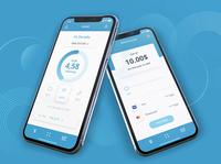 Drei Mobile App mobile app design austria drei branding design ux ui modern mobile apps mobile app mobile