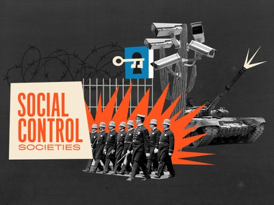 Defund the Police inequality class system surveillance cops social control defund the police
