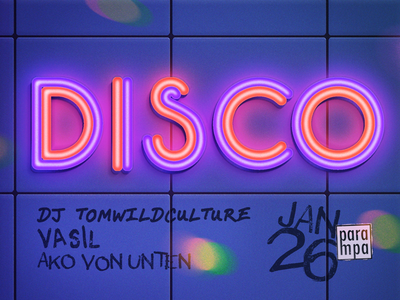 PARAMPA - Disco Event