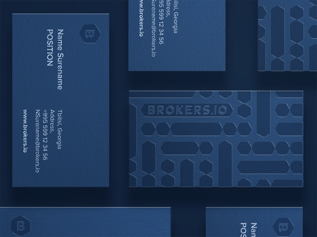 Brokers card bbb