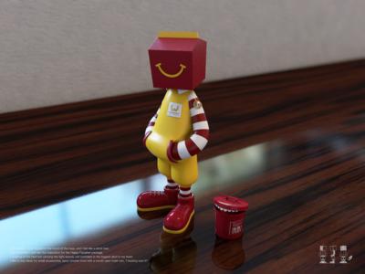McDonald's toys