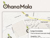 OhanaMala ~ Map Teaser