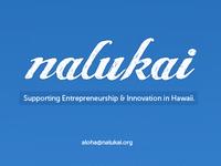 Nalukai ~ Logomark/brand exploring