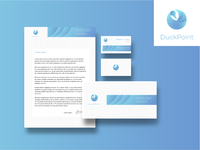 Corporate identity for DuckPoint