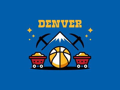 Denver Basketball basketball nba nuggets denver nuggets denver