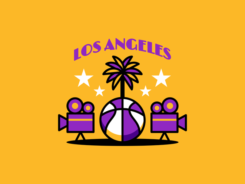Los Angeles Basketball basketball nba lakers los angeles lakers la los angeles