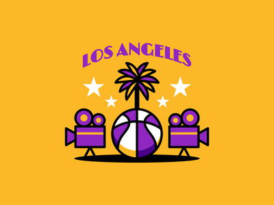 Los Angeles Basketball basketball nba lakers los angeles lakers la los angeles