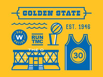 Warriors Poster dub nation san francisco oakland steph curry basketball nba warriors golden state