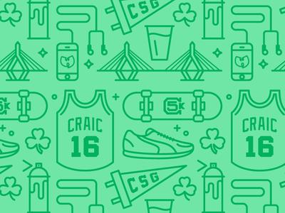 Craicfest Pattern