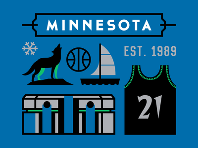 Minnesota Basketball basketball nba wolves st. paul minneapolis kevin garnett timberwolves minnesota
