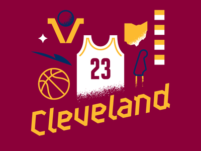 Cleveland Basketball  cavs ohio basketball nba finals nba lebron james cavaliers cleveland