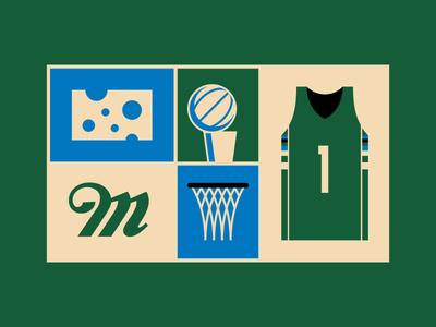 Milwaukee Basketball basketball cities nba wisconsin bucks milwaukee