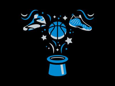 Orlando Basketball florida basketball cities nba hardaway penny shaq disney magic orlando