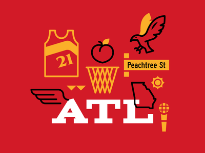 Atlanta Basketball basketball basketball cities nba dominique wilkins georgia hawks atlanta