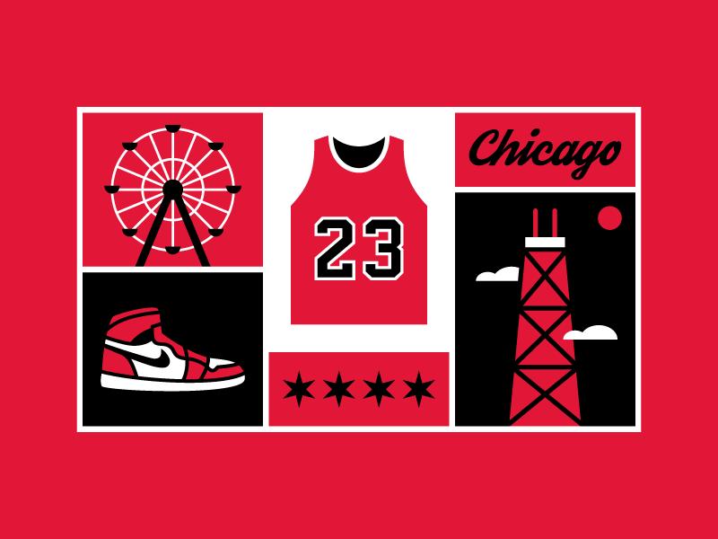 Chicago Basketball basketball cities nba michael jordan basketball bulls chicago