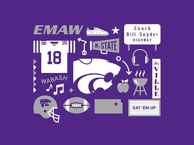 Kansas State ncaa college sports college football kansas kansas state