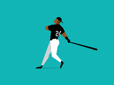 Junior (Home Run Derby) home run kings vector sports seattle mariners ken griffey jr griffey mlb baseball