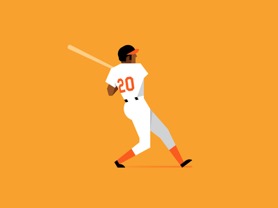 Frank Robinson home run kings baseball orioles baltimore mlb