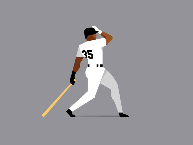 The Big Hurt home run home run kings baseball mlb frank thomas chicago white sox white sox chicago
