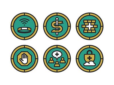 Digital Democracy Icons digital democracy icons illustration vector