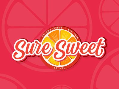 Sure Sweet Citrus