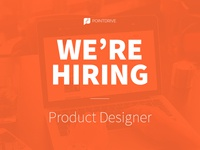 PointDrive is Hiring!