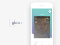 Glance companion app