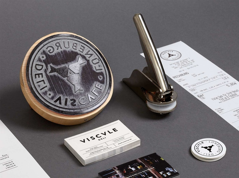 Studio Una: branding Viscvle packaging logo concept typography restaurant brand design graphicdesign design branding