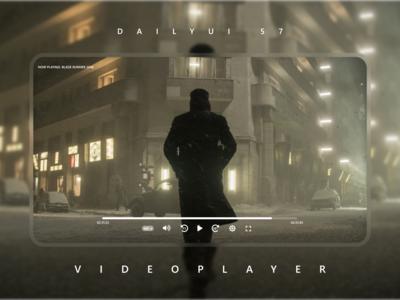 video player app ui design daily ui day 57 tv app movie streaming video streaming video platform video player dailyui dailyuichallenge