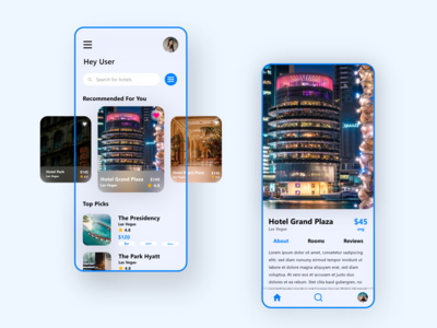 Hotel Booking app ui design daily ui day 67 travel app hotel booking app hotel booking dailyuichallenge dailyui