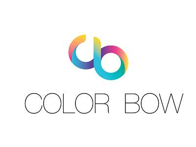 color bow illustrator design logo branding
