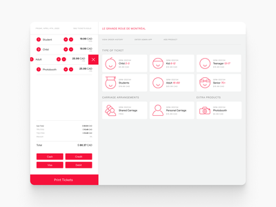 Point of Service Created for a Pitch web design flat figma vector illustrator functional payment process icons user experience user interface system vector illustration graphic design web development ui ux app application point of service pos