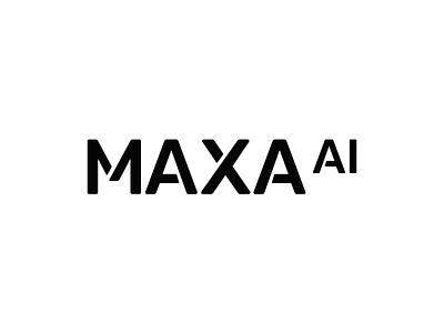 Maxa Logotype Mods concept logo logo design graphic design identity illustrator vector flat logotype typography animation branding brand idetnty brand brand design