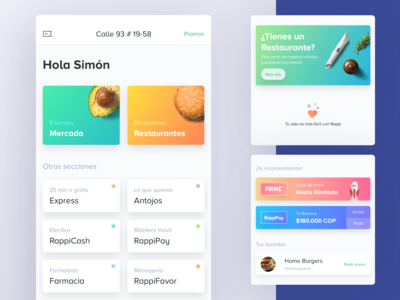 Delivery Home App