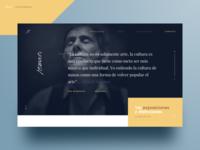 Artist/Painter Web Design