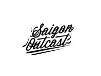 Saigo Outcast - Logo concept